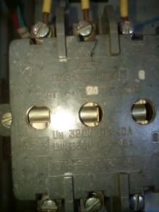 Пускатель ПМА-3102 24В 40А