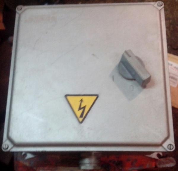 SSK-100 А выключатель в корпусе